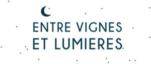 Logo Entre Vignes et Lumières - blue