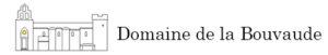 Domaine de la Bouvaude – Rousset-les-Vignes Logo