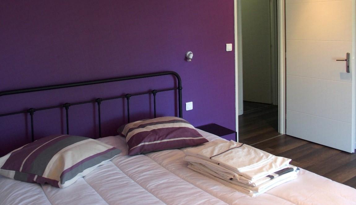 Gîte Drôme vignoble chambre 1
